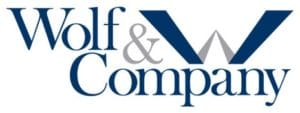 Wolf & Company Accounting Case Study