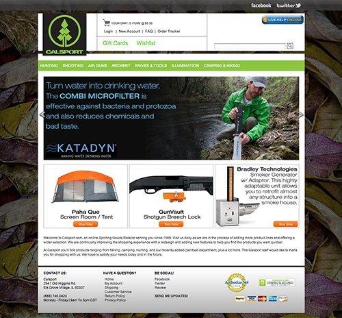 Calsport Online