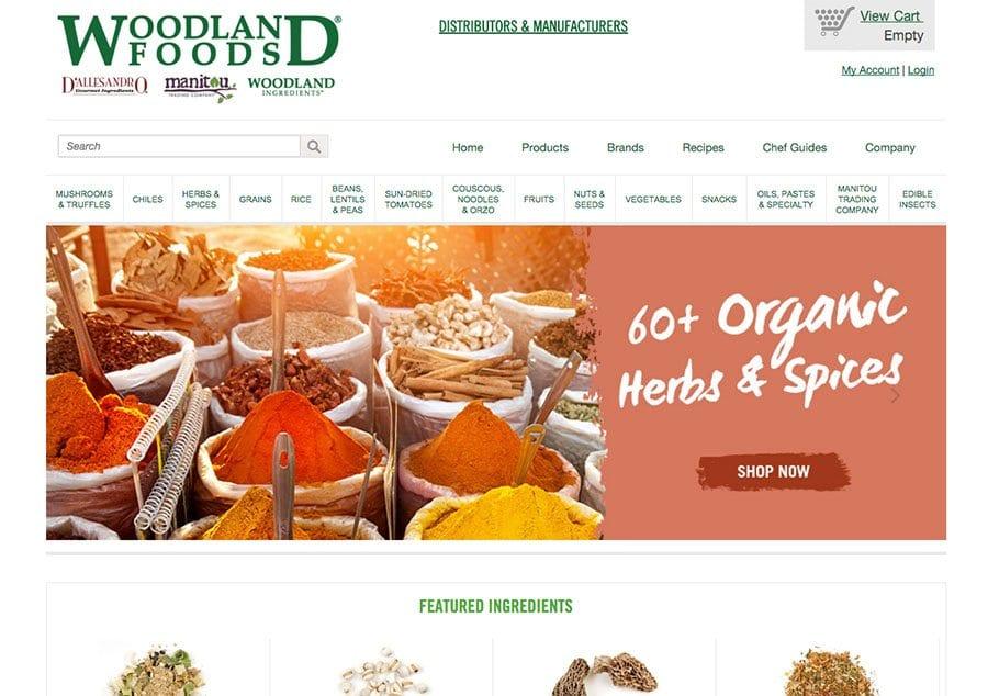 woodland foods